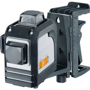 Laserliner CompactPlane-Laser 3D kruislijnlaser Rood