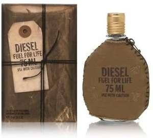 Diesel fuel for life 75ml Eau De Toilette Herenparfum