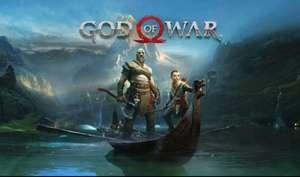 God of War €7,99 met ps-plus/ €9,99 zonder ps-plus