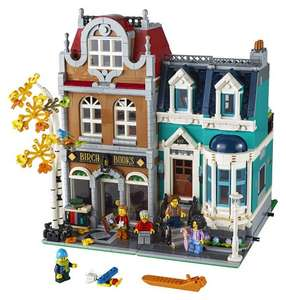 LEGO® Creator Expert 10270 The Bookstore