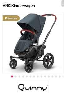 Quinny VNC Grey Twist & Graphite kinderwagen / buggy