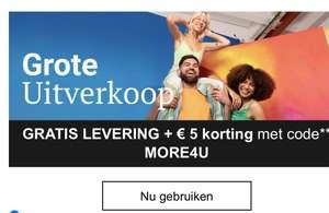 Zalando Lounge: 5 EUR korting + gratis verzending (vanaf 30 EUR)