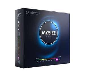 MY.SIZE Pro condooms 36 stuks @Amazon.de