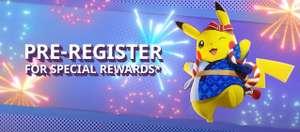 Pokémon Unite Preorder Bonus