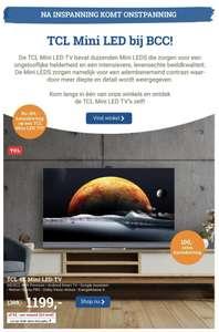 Tcl QLED 4K TV 55C822
