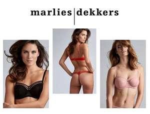 30% korting tot max 50% stapelkorting op de outlet @ Marlies Dekkers
