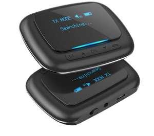 Blitzwolf BW-BR6 2 in 1 oled Bluetooth transmitter & receiver