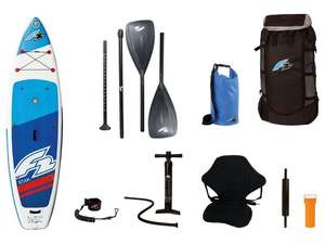 F2 Opblaasbaar stand-up-paddleboard