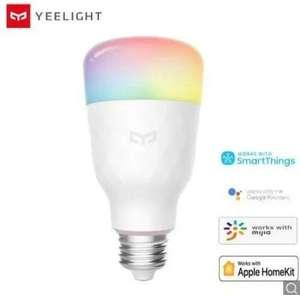 (xiaomi) Yeelight 1S YLDP13YL 8.5W RBGW Smart LED Bulb