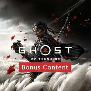 Ghost of Tsushima - Bonuscontent gratis (PS4)