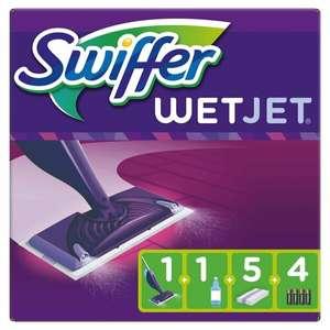 Swiffer Wetjet Starterkit €17,50    Kruidvat