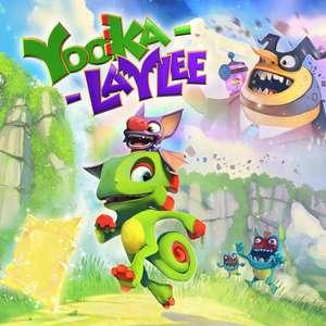 (Games with gold) Yooka Laylee voor Xbox