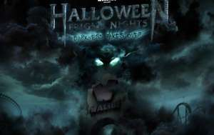 Walibi Halloween Fright Nights €29,50 alle dagen