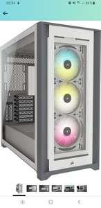 Corsair iCUE 5000X RGB Wit