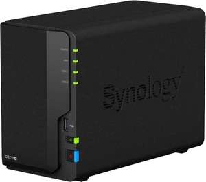 Synology DiskStation DS218+ NAS