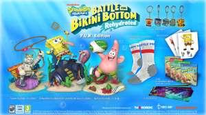 Spongebob Battle for Bikini Bottom Rehydrated F.U.N. Edition PS4