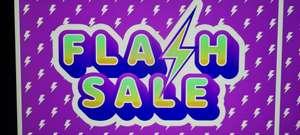 Flash sale bij Sneakerbaas 10% korting