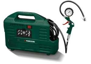 Draagbare compressor Parkside (Dagdeal Lidl)