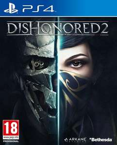 Dishonored 2 PS4 PSN-Store