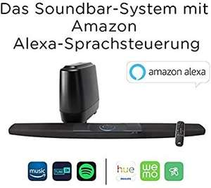 Polk Audio Command soundbar met Alexa (Franse taal)