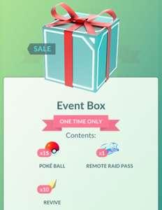 Pokemon GO Event Box!