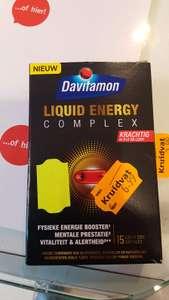 Davitamon Liquid Energy Complex 75% korting + 1+1 gratis @Kruidvat Capelle aan den IJssel