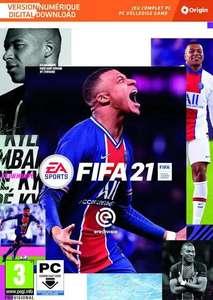 FIFA 21 PC (Code in a Box)