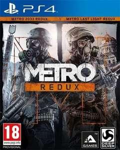 Metro Redux PS4 (PSN-STORE)