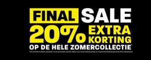 Shoetime / Durlinger Final Sale - 20% extra korting