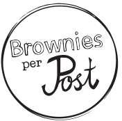 BrowniesPerPost gratis verzenden op 23, 24 en 25 augustus