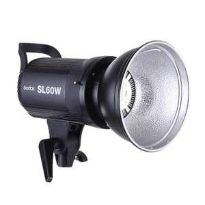 Godox SL-60W 5600K 60W LED-videolamp voor €101,99 @ Tomtop