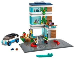 Lego Familiehuis 60291