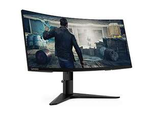 Lenovo G34w-10 Ultrawide Curved Gaming Monitor