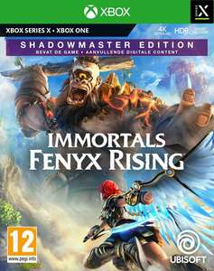 Xbox One & Xbox Series X: Immortals Fenyx Rising Shadowmaster Edition