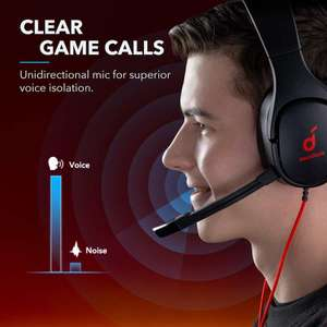 Soundcore Strike 1 Gaming Headset - Voor PS4/XBOX/PC - 7.1