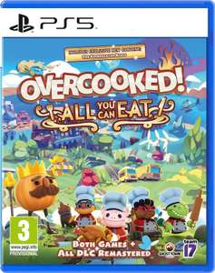 Overcooked - All You Can Eat Edition (PS5)