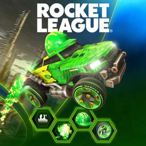 [PS+] Gratis Rocket league pakket playstation