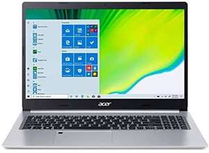 "Acer Aspire 5, Laptop van 15.6"" Full-HD TN (Intel Core i5-1035G1, 16GB, 512GB SSD, NVIDIA MX350, Windows 10 Home), Pure Silver"