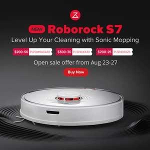 Roborock S7 Robotstofzuiger wit. Laagste prijs