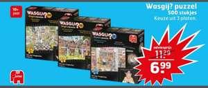 Diverse Wasgij puzzels 500 stukjes