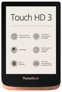 PocketBook Touch HD 3 Koper - Ereader - Warehouse deal @amazon.fr