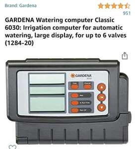 Gardena beregeningscomputer automatisch