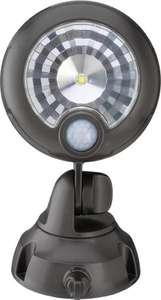 Spotlight / beveiligingsverlichting / buitenlamp (2-Pack) Mr Beams MB360XT op batterijen