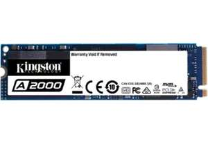 KINGSTON Interne SSD-schijf 1 TB A2000 NVMe PCIe (SA2000M8/1000G) (België)