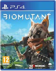 Biomutant voor PS4 en Xbox One