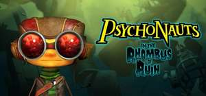 PSN - Psychonauts In The Rhombus Of Ruin PSVR