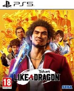 Yakuza: Like A Dragon voor de PS5