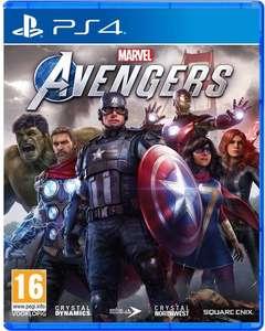 Marvel's Avengers voor PS4 en Xbox One