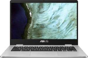 ASUS C423 14 inch FHD chromebook 4G 64GB (Select)