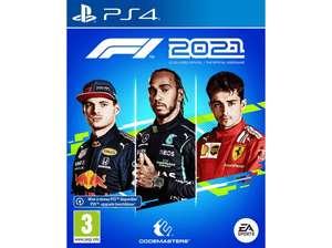 F1 2021 Standard edition